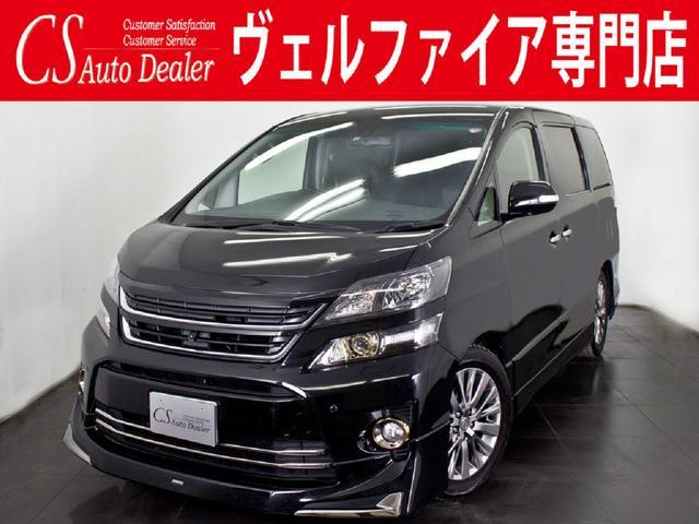 トヨタ 3.5Z ゴールデンアイズ プレミアムS 4WD 1オーナー