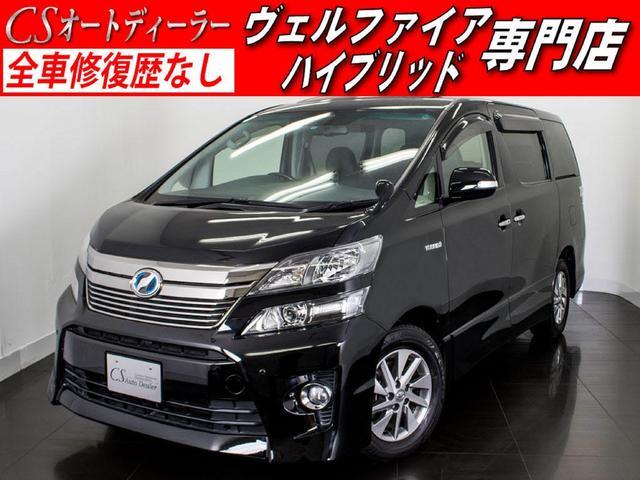 トヨタ HV-ZR 禁煙 サンルーフ 両自ドア リアモニター HDD