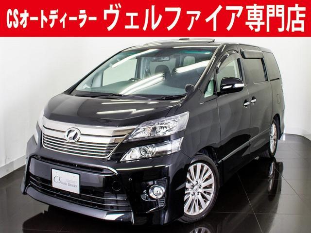 トヨタ 3.5Z G 後期 新品黒革 サンルーフ 両自ドア