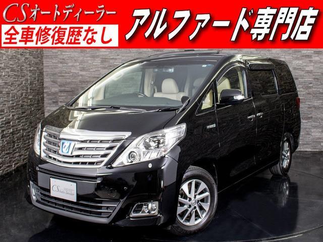 トヨタ G Lパッケージ プレミアムSS 禁煙車 リヤモニター SR