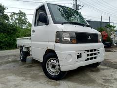 ミニキャブトラックVタイプ 4WD 5速マニュアル パワステ エアコン
