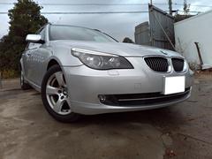 BMW525iツーリングレザー クルーズコントロール HDDナビ