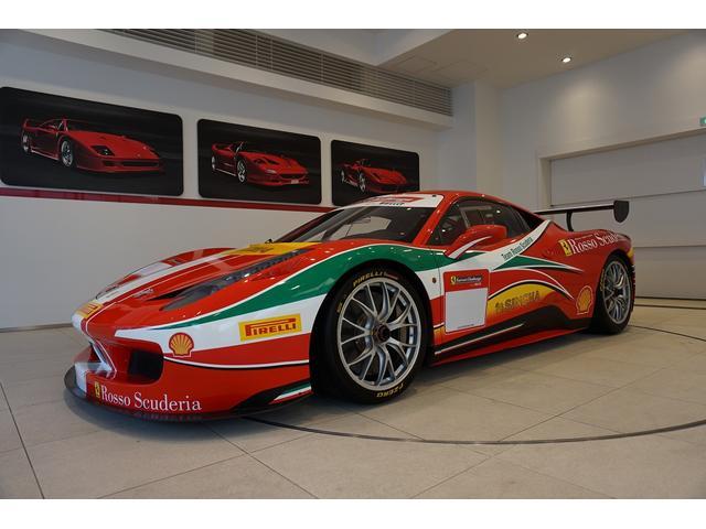 フェラーリ 458CHALLENGE