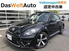 VW ザ・ビートルRライン 登録済未使用車 サンルーフ ナビ