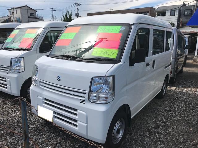 スズキ PA 軽自動車 スペリアホワイト AT AC