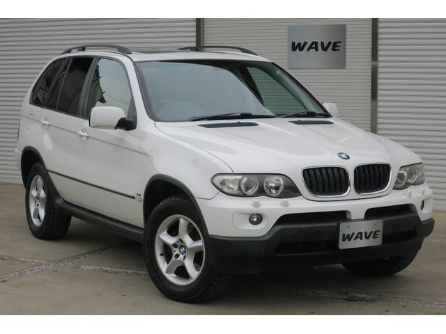 BMW 3.0i・4WD・禁煙車・記録簿