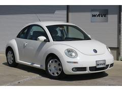 VW ニュービートルクレム・1オナ・限定車・禁煙車