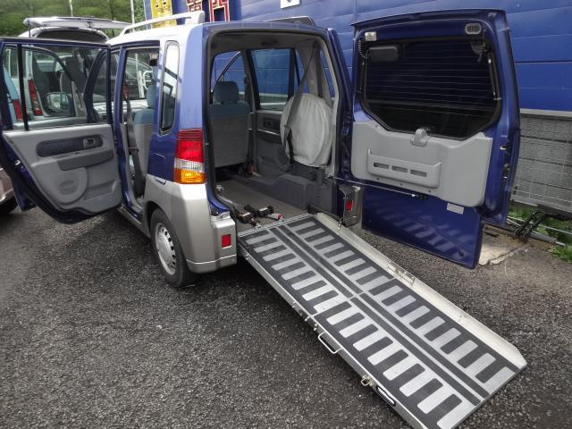 三菱 スローパー福祉車両