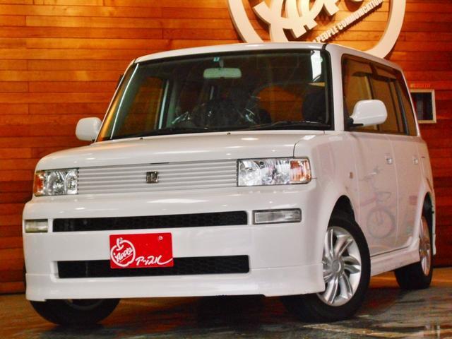 bB(トヨタ) Z Xバージョン 中古車画像