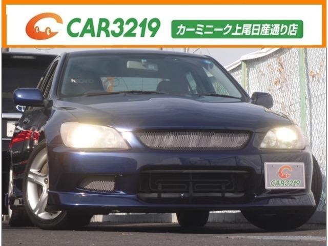 トヨタ RS200 Zエディション C-WESTカスタム 車高調