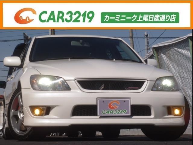トヨタ RS200 Zエディション 後期 TRDカスタム 17AW