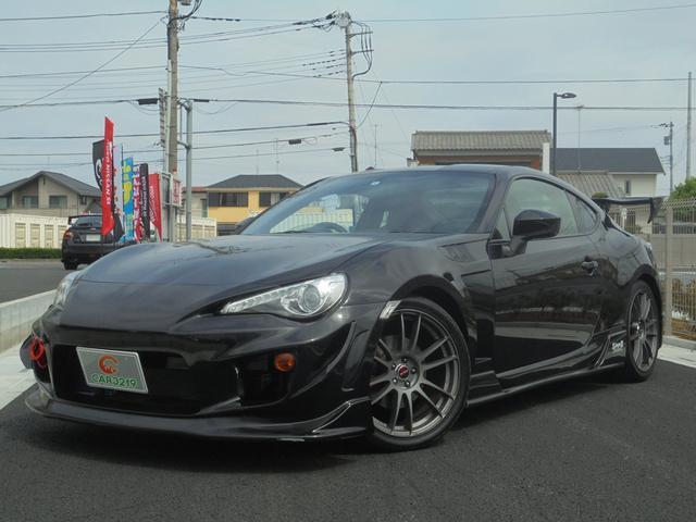 トヨタ GT ingsエアロ TEIN車高調 RAYS18AW