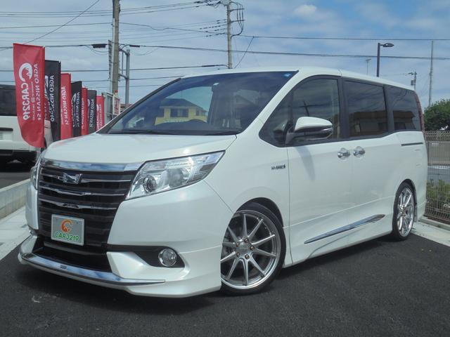 トヨタ HV-X 車高調 19AW MODELLISTA BIG-X