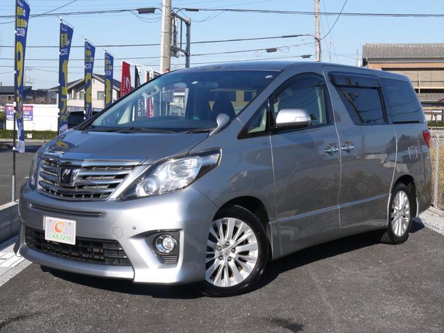 トヨタ 240S ユーザー買取 両側PSD HDDナビ 後席モニタ-