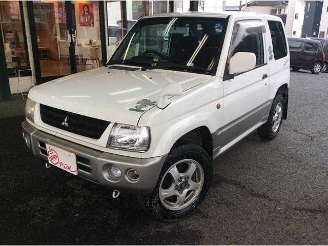 三菱 スヌーピーエディション  4WD 特別仕様車