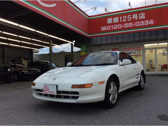 トヨタ G 5速マニュアル タイミングベルト交換済み アルミホイール