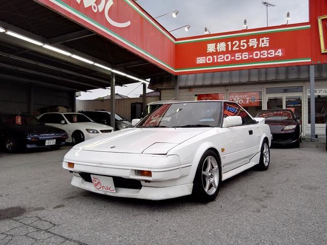 トヨタ G スーパーチャージャー