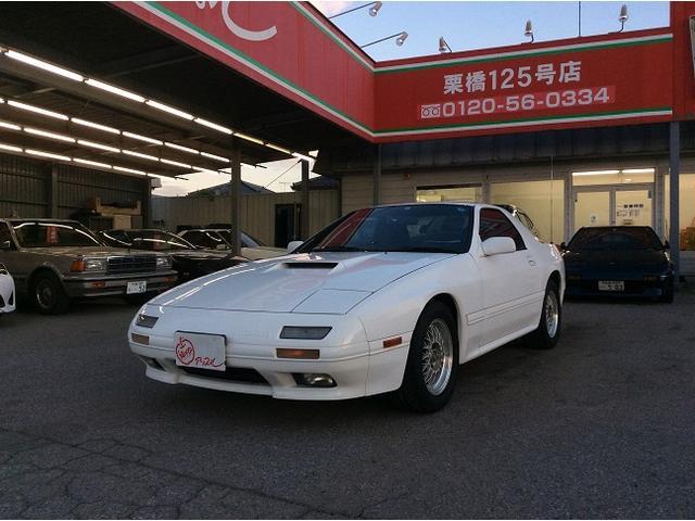 マツダ GT-R 車検R2年10月 BBSアルミ エアコン良好