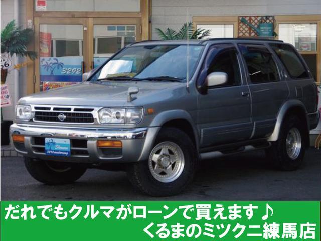 日産 ワイド R3m-R 4WD SDナビ 地デジ キーレス