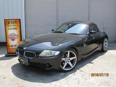 BMW Z42.5i 社外アルミ ハーフレザーシート パワーシート
