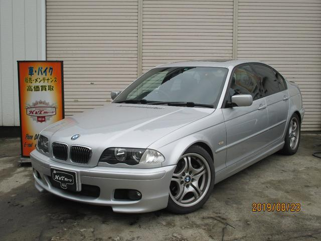 BMW 325i Mスポーツ サンルーフ ローダウン
