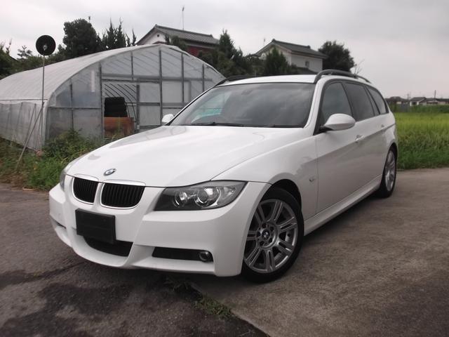BMW 3シリーズ 320iツーリング Mスポーツパッケージ 社外ナビ ETC キーレス