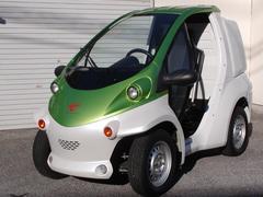 トヨタコムス 小型電気自動車 EV 100V充電