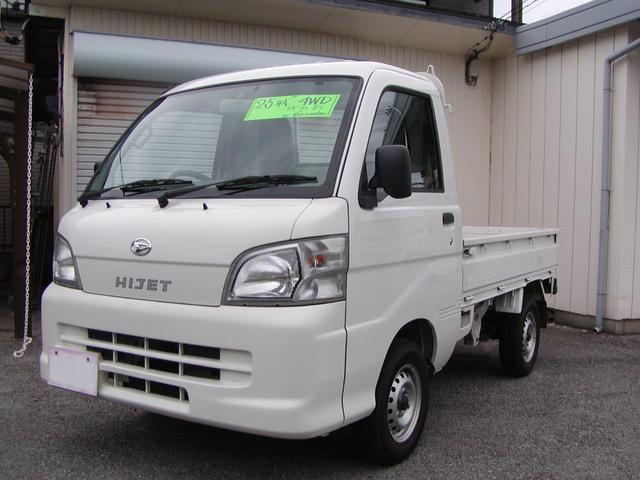 ダイハツ エアコン・パワステ スペシャル 4WD ナビ ETC