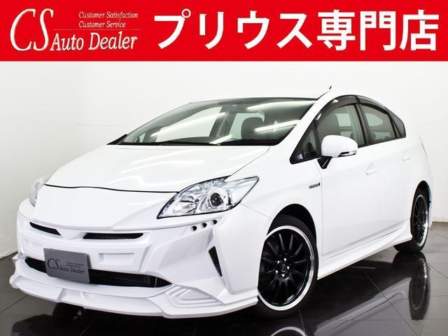 トヨタ S WALDスポーツライン New18アルミ SDナビ