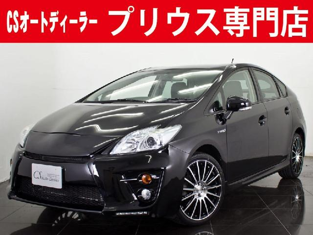 トヨタ S G's仕様エアロカスタム 新品18AW 新品黒革調