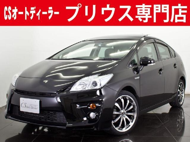トヨタ S G'sカスタム 新品黒革調 サンルーフ 新品18AW