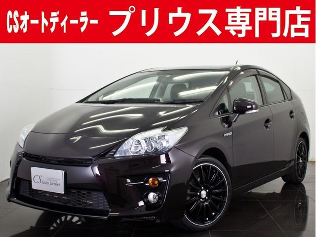 トヨタ Sツーリングセレクション G's仕様カスタム 新品黒革調