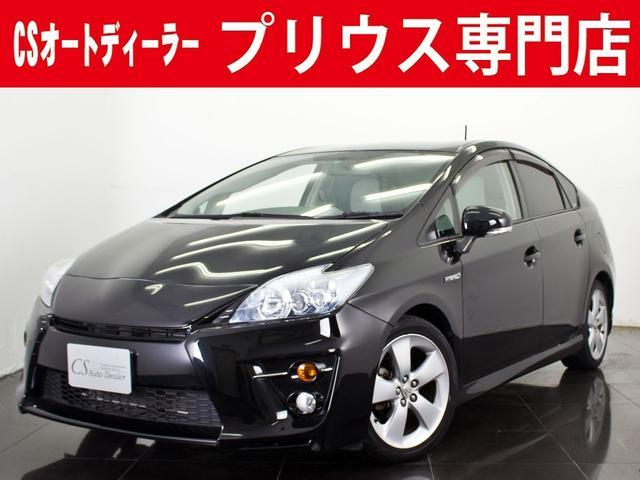 トヨタ S LEDエディション G'sカスタムエアロ 新品黒革調