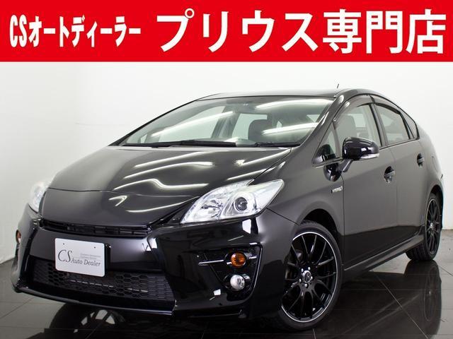 トヨタ S G'sバンパーカスタムエアロ 新品18AW SDナビ