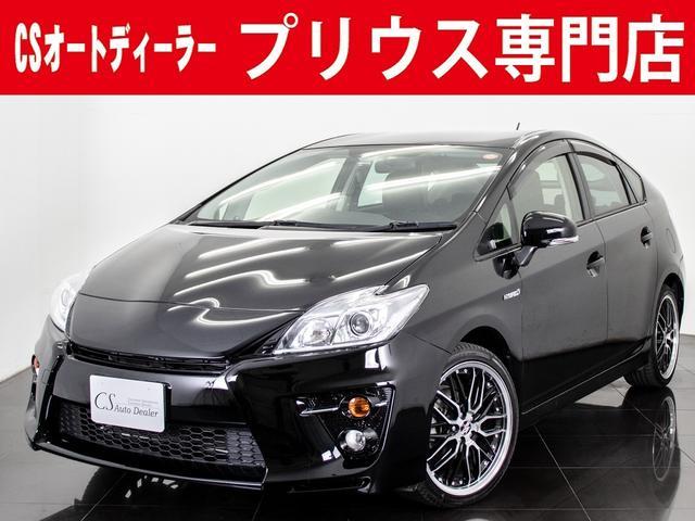 トヨタ S 新品G'sフェイス SDナビ Cソナ 新品18インチAW