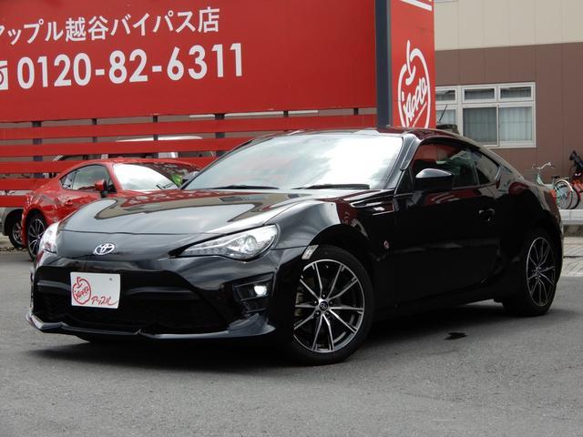 トヨタ GT6MT・ノーマル車・純正ナビ・TV