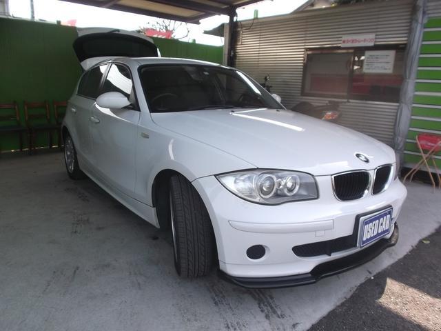 BMW 116i ETC 16AW
