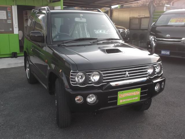 三菱 リンクスV ワンオーナー 4WD キーレス ルーフレール