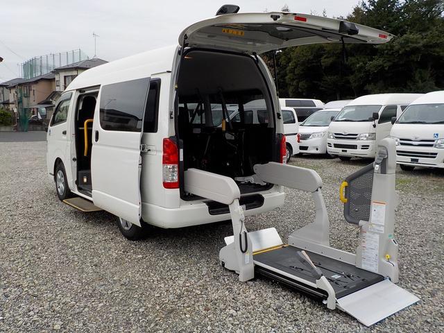 トヨタ 福祉車両 Bタイプ タクシーメーター 自動ドア ナビカメラ