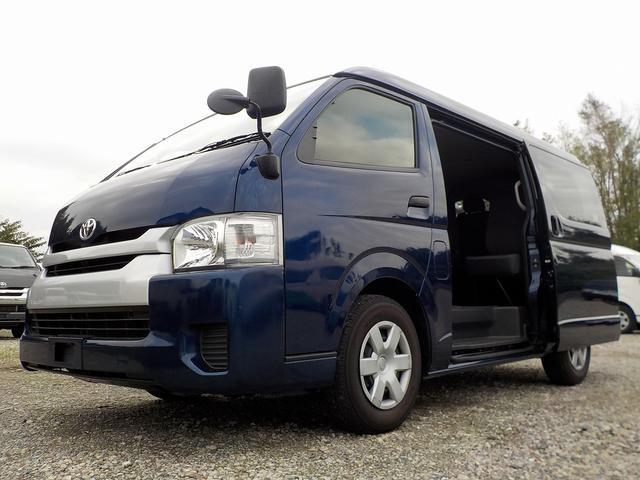 トヨタ DX 10人乗り 普通免許 自動ドア ナビ Bカメラ ETC
