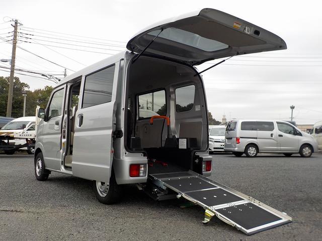 スズキ 福祉車両 スロープ ウィンチ電動固定 保証継承渡し1オーナー