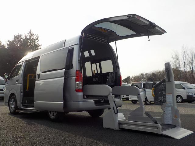 トヨタ 福祉車両 Bタイプ 自動ドア 電格ミラー ナビBカメラ 横窓