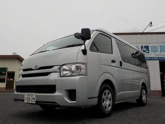 トヨタ DX 自動ドア ナビ Bカメラ ETC 6速AT 普通免許