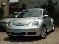 VW ニュービートルEZ後期型 天張り張替え済 記録簿 1オーナー