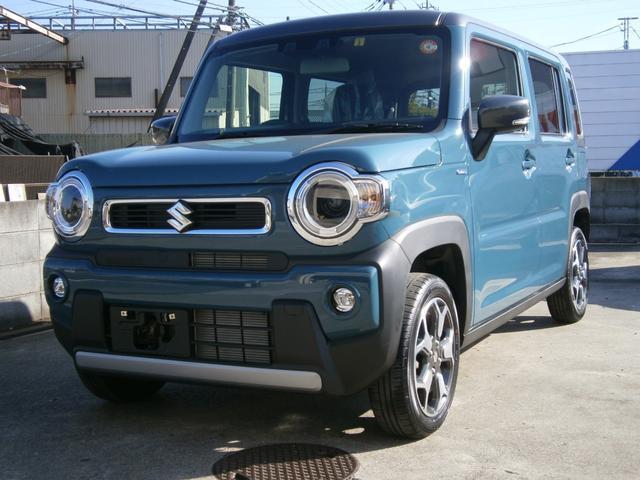 スズキ ハイブリッドX CVT スズキセーフティサポート付 新車