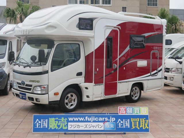 トヨタ ナッツRV クレア 5.0W FFヒーター キャンピング