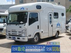 エルフトラックAtoZ アルビオン ソーラー 家庭用エアコン FFヒーター