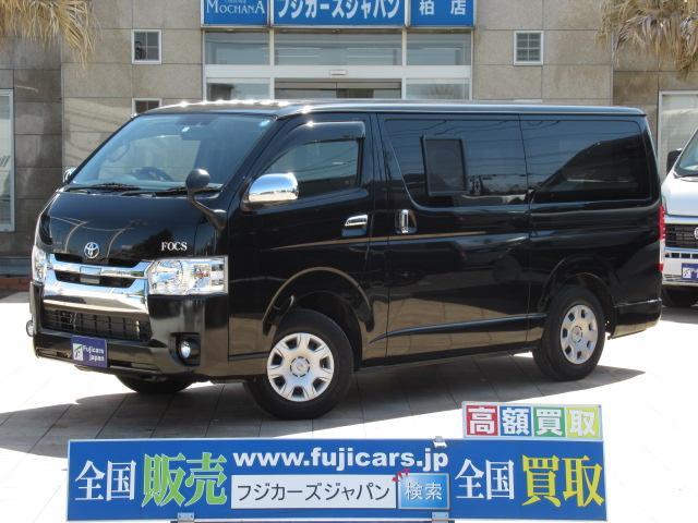 トヨタ エスパシオ 新車未登録 セーフティーセンス LEDヘッド