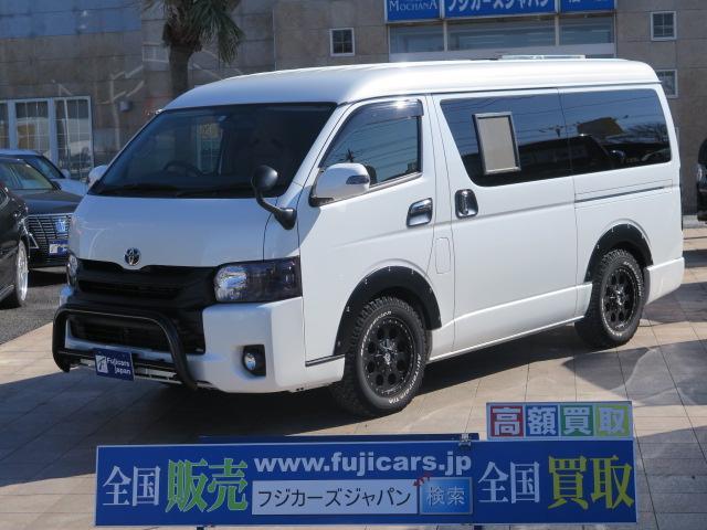 トヨタ 4WD ケイワークス オーロラトランスポーター ソーラー