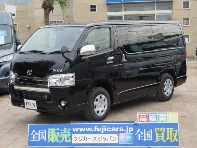 トヨタ FOCS エスパシオES 新車未登録 FFヒーター
